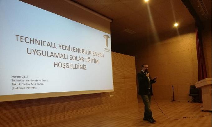 technicall_kerem_çilli_güneş_enerji_semineri
