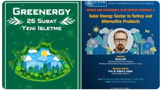 güneş enerjisi etkinlik technicall