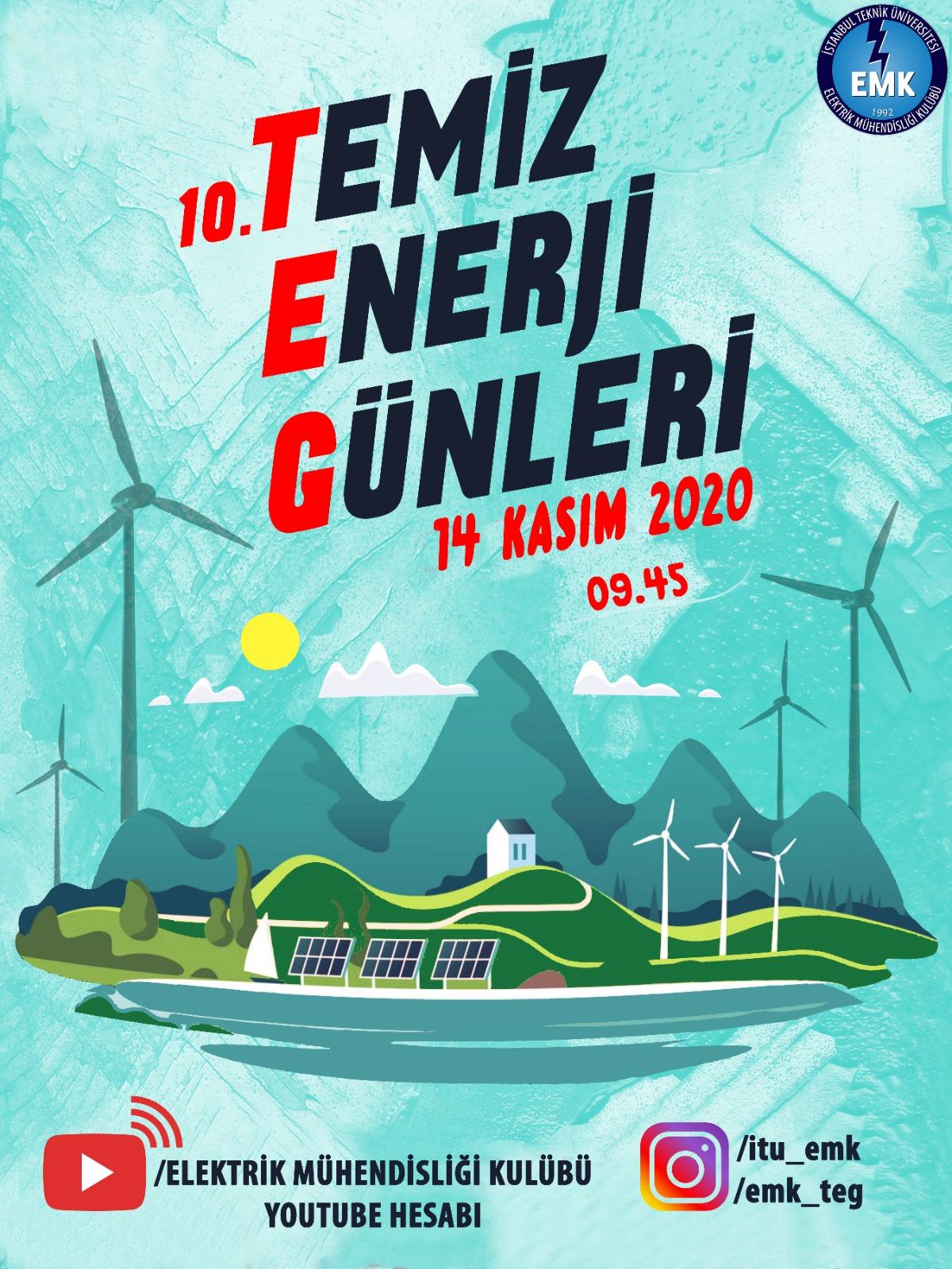 istanbul teknik üniversitesi güneş enerjisi webinar kerem cilli technicall
